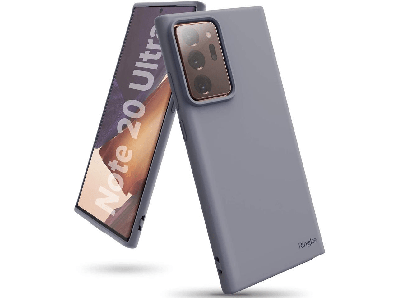 Ringke Air S Galaxy Note 8 Ultra Case   Lavender Gray